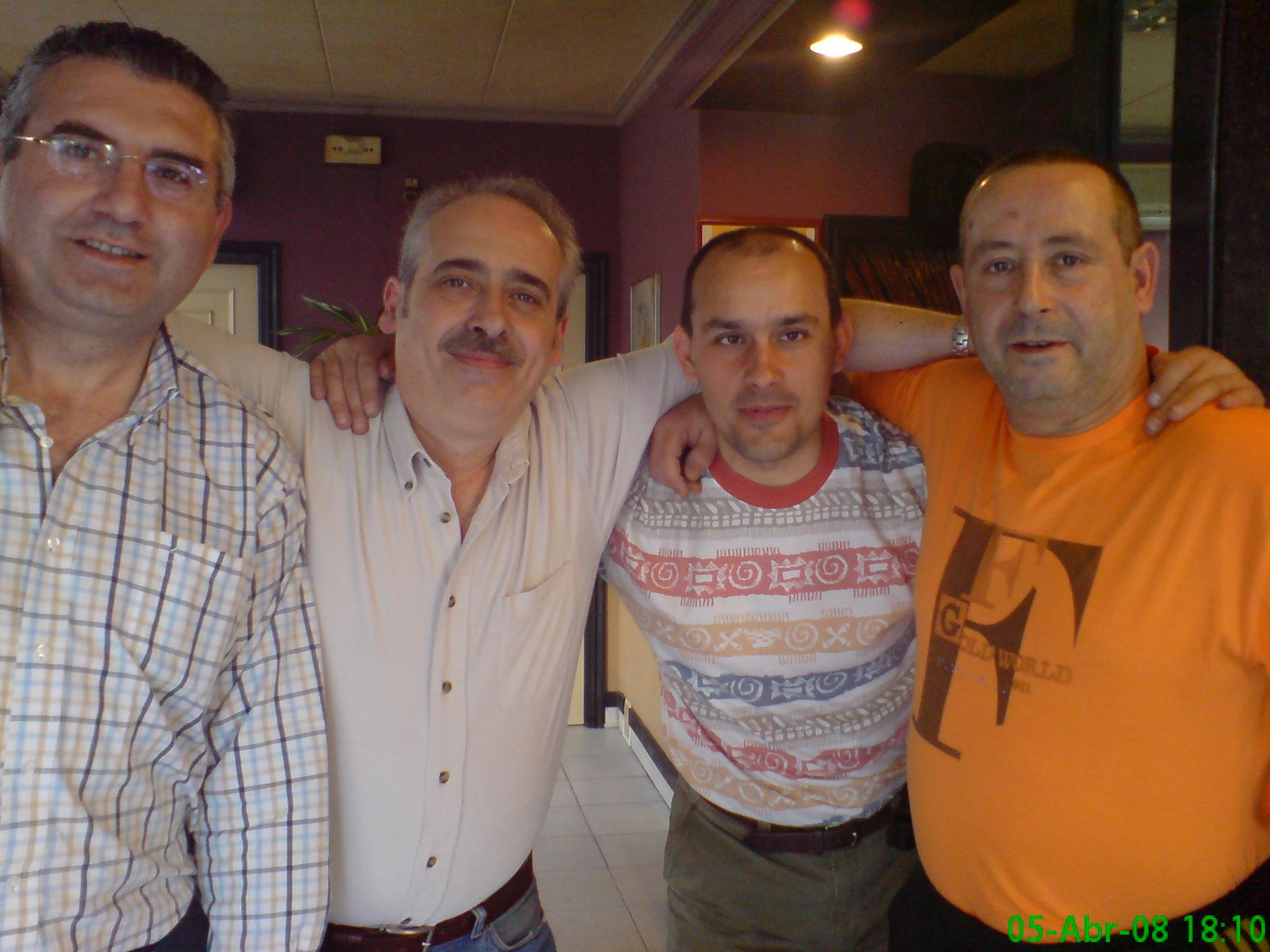 Los 4 mosqueteros